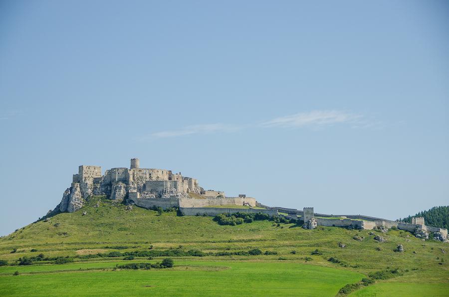 bigstock Spissky Hrad Castle Slovaki 37042954 - Slovakien